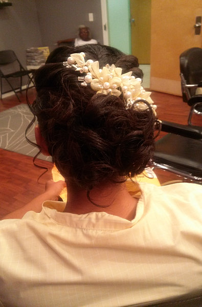 Natural hair stylist in baltimore md for M salon federal hill