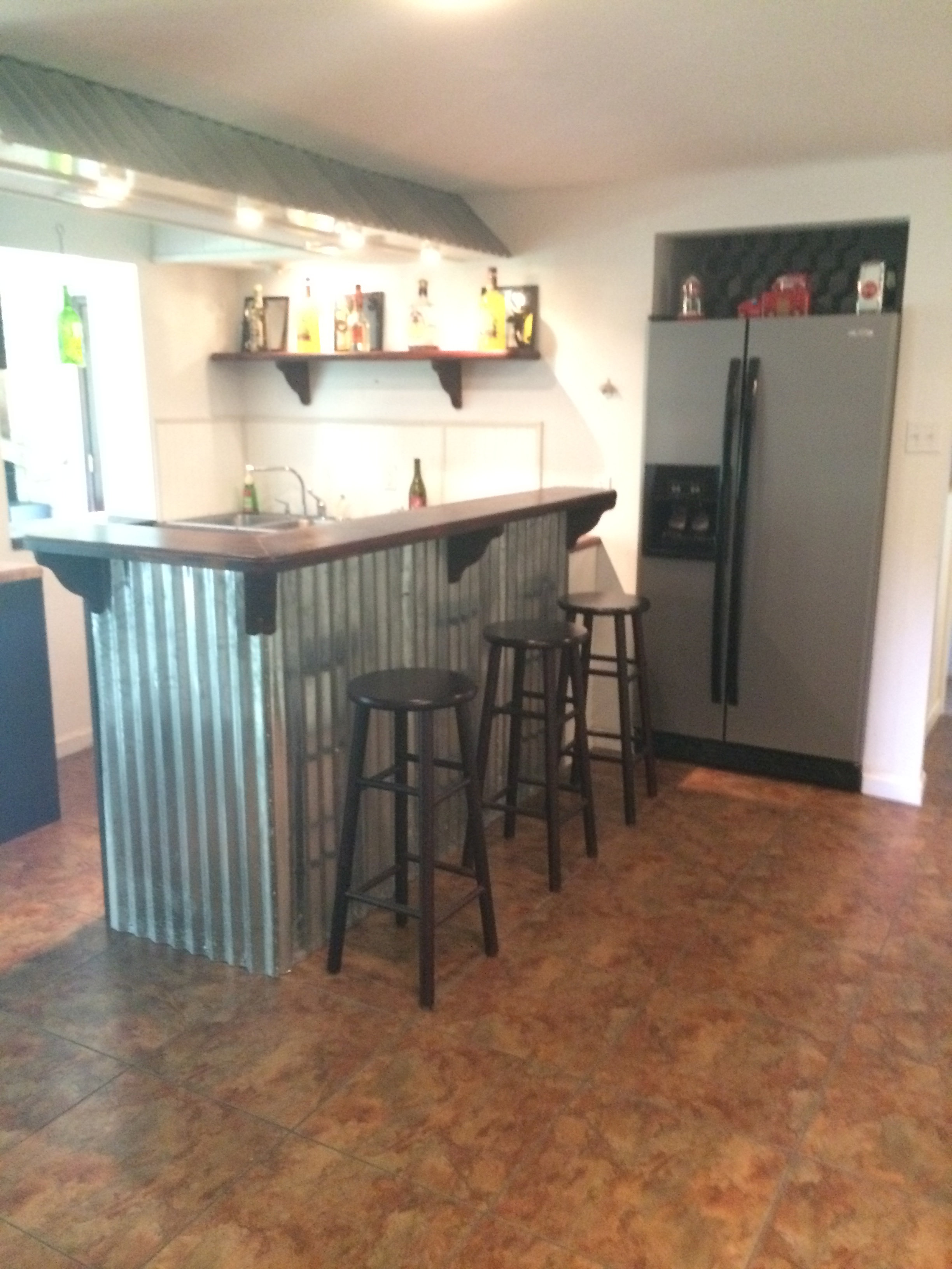 Karguy wet bar and kitchen for 9 kitchen and bar roncesvalles