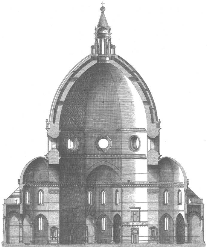 Livre L Invention De La Coupole De Florence Par Brunelleschi