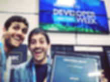 echoAR wins DevPoject Awards