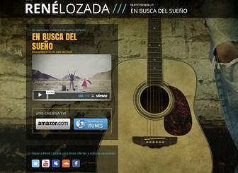 Nuevo lanzamiento musical Template - Comparte tu música con el mundo con esta increíble plantilla web de estilo indie. Solo tienes que añadir tus propias fotos y texto y ¡podrás publicarla hoy mismo!