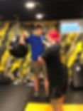 PRIVATE TRAINING & FITNESS CLASSES
