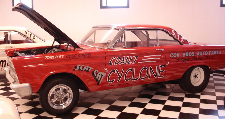 1965 Comet Lightweight