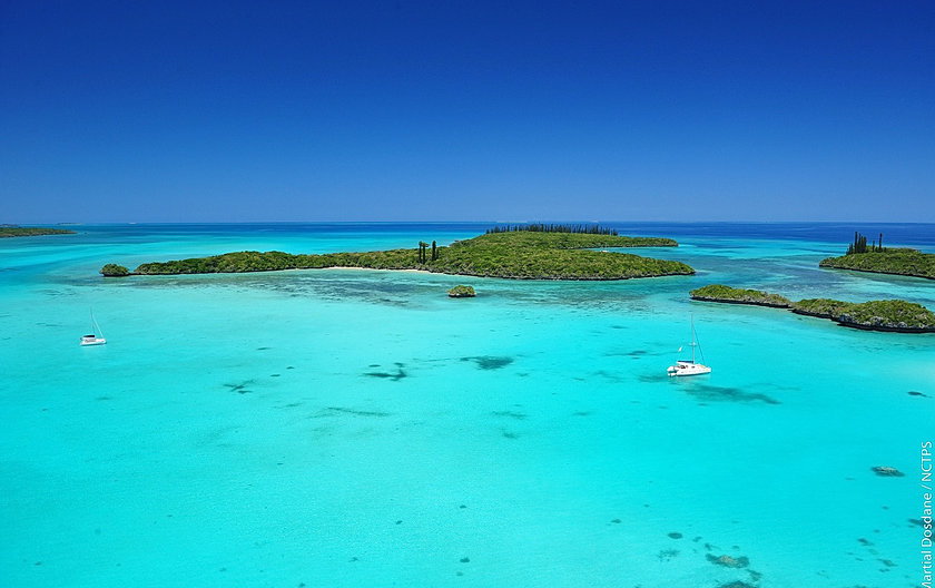 new caledonia diving in isle of pines packages