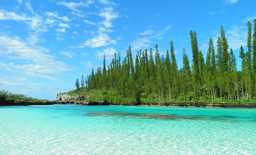 new caledonia holidays packages noumea ouvea isle of pines luxury