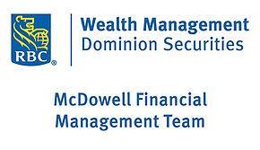 McDowell Financial Management Team Logo