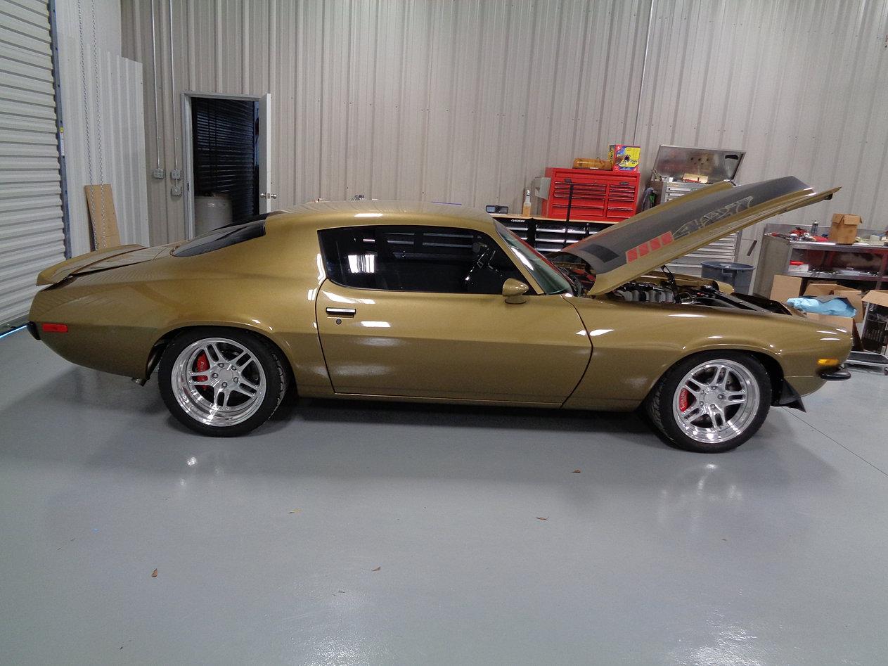 1968 Camaro Pro Touring >> Metal Brothers Hot Rods