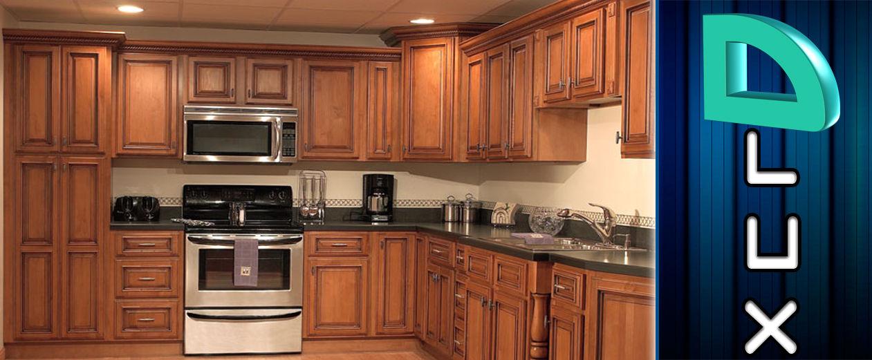 Dlux cocinas integrales for Catalogo de cocinas integrales de madera