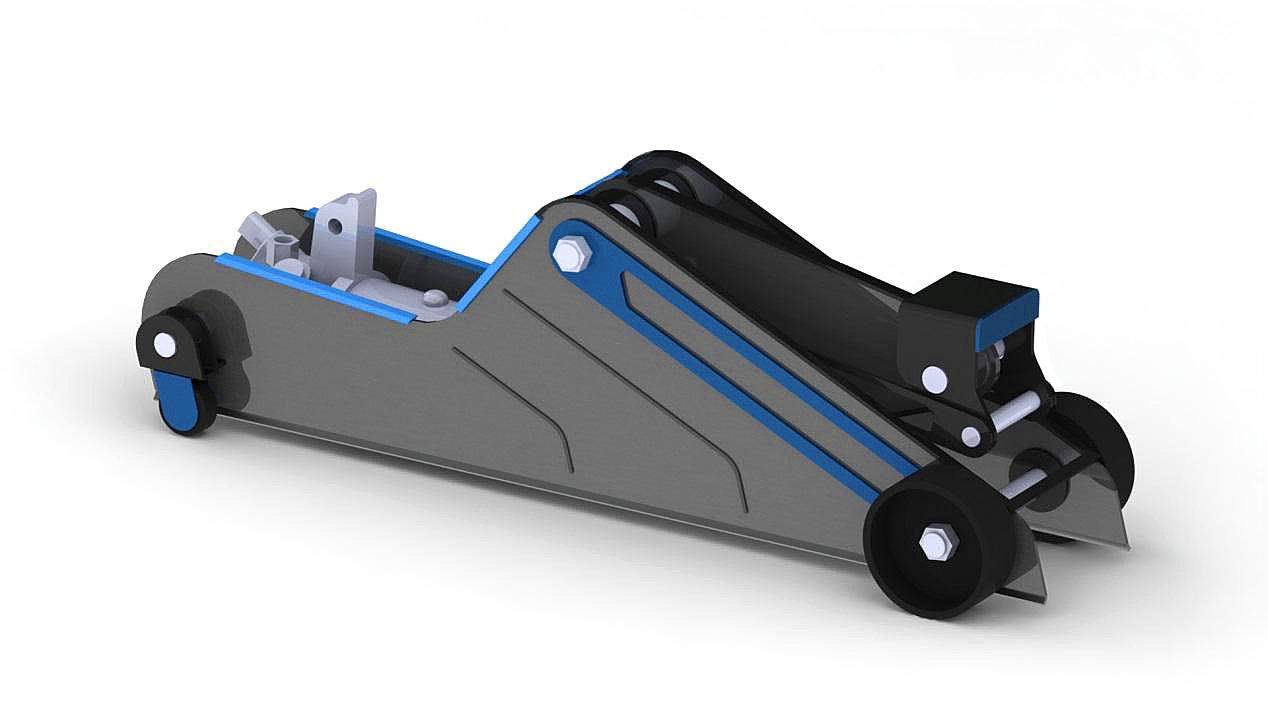 Design of car jack - Car Jack Design