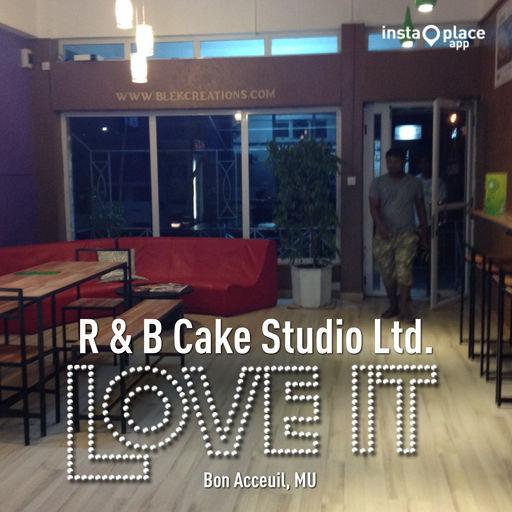 Cake Artist Mauritius : Blekcreations.com - RnB Cake Studio Wix.com