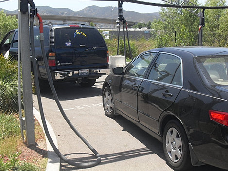 Full Service Car Wash Santee