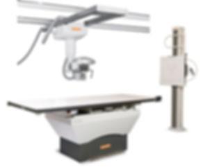 Carestream DRX-Ascend Digital Radiographic Room