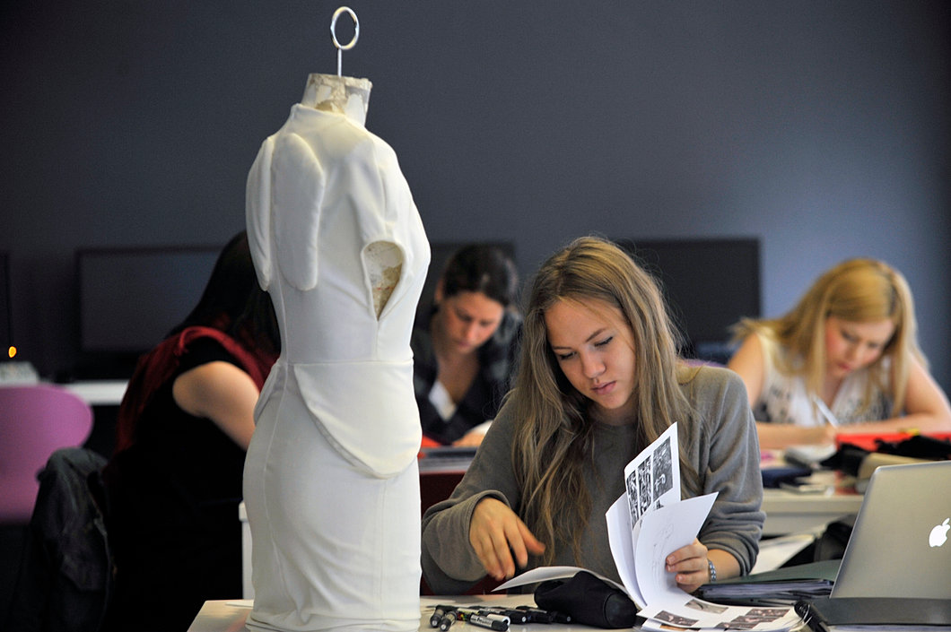 Fashion designer company names