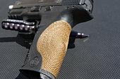 Spiral on gun
