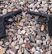 Glock and S&W modR