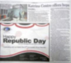Katrina Express Article 24/09/2013