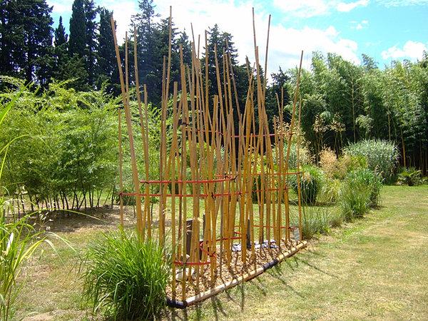 Harmonie Bambou, Palissades bambou, jardin ambiance japonisante ...