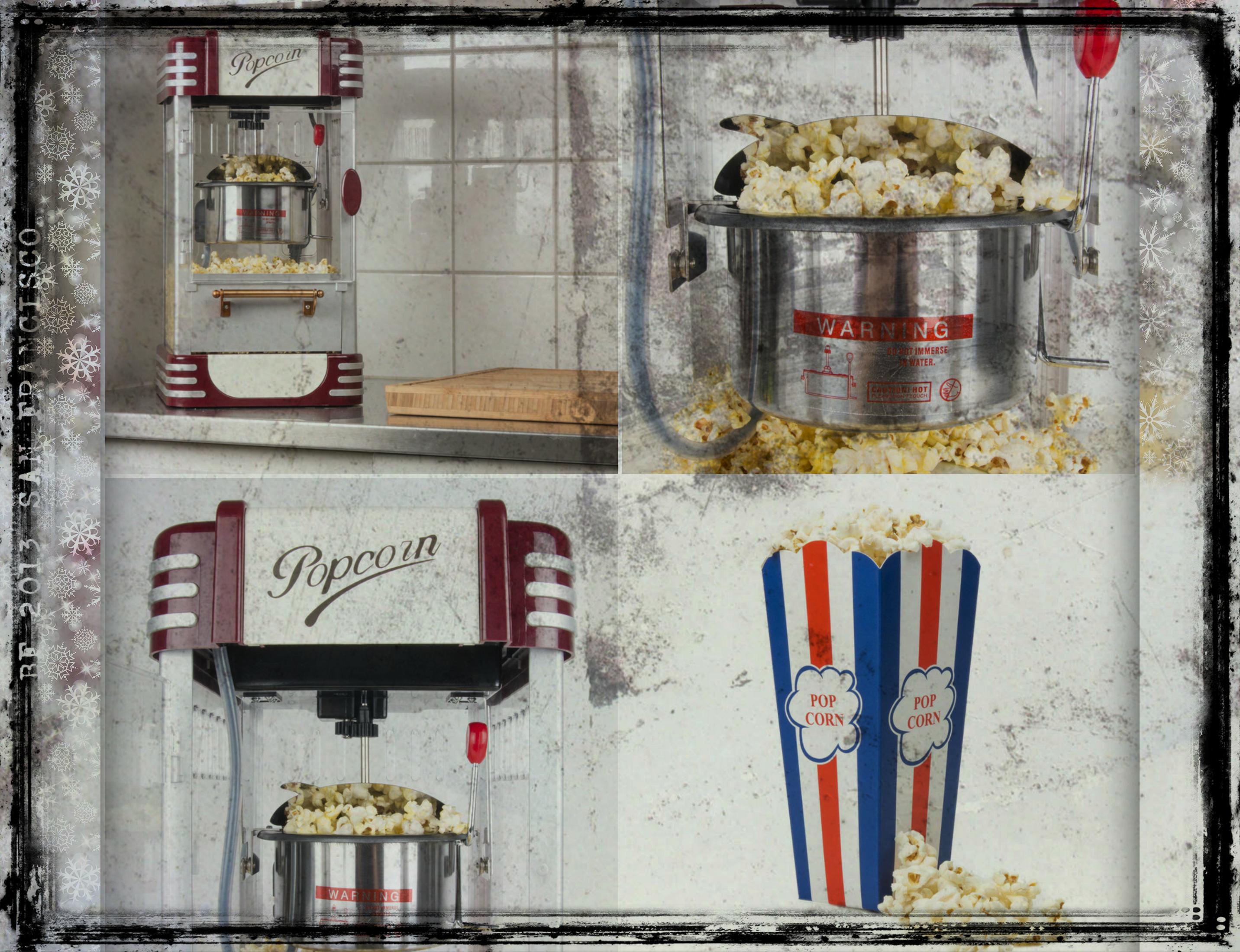 popcornmaskin cinema style