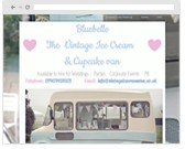 Bluebelle Vintage Ice Cream Van