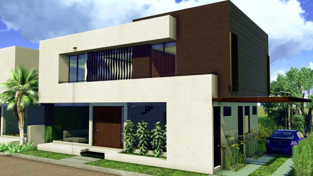 43 planos de casas contemporaneas planos arquitectura for Casa minimalista arquitectura