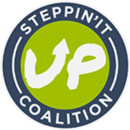 Steppin' It Up logo.png