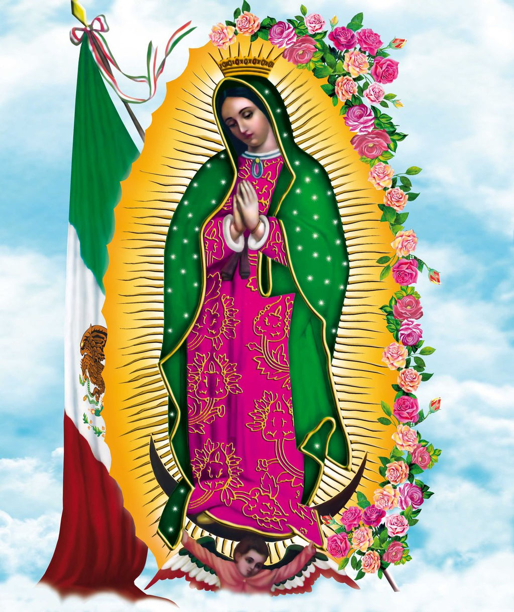 Historical Flags of Our Ancestors - Flags of Mexico