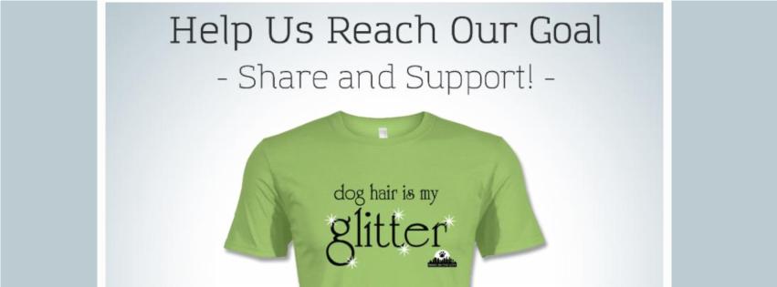 pawsinthecity | glitter-tshirt