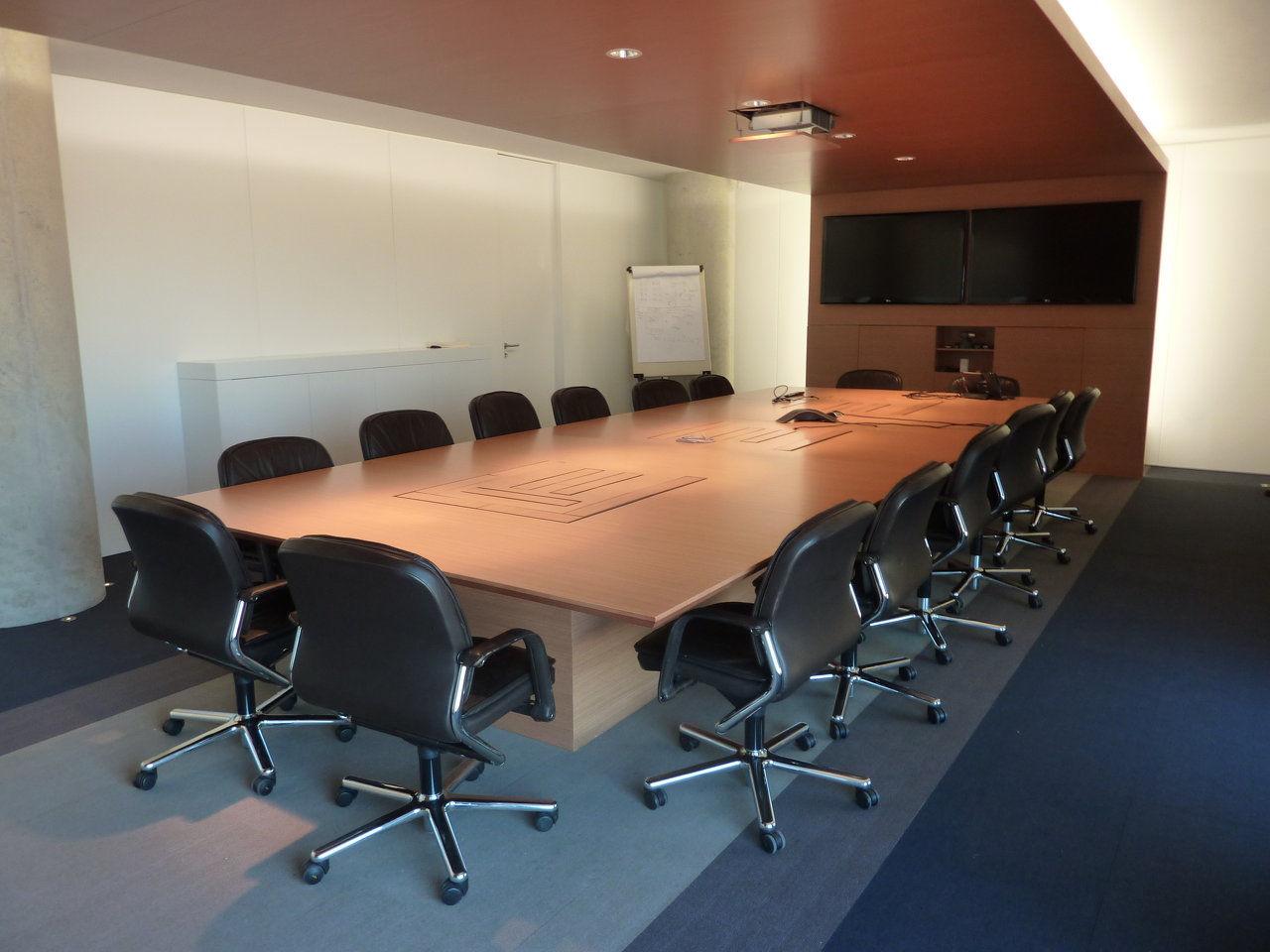 Mesas daimesa muebles a medida y mesas de madera en for Mesa de reuniones