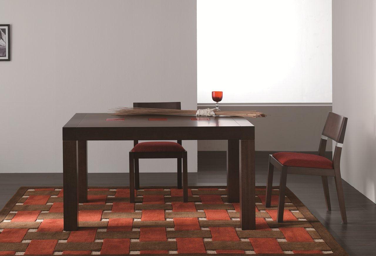 Mesas daimesa muebles a medida y mesas de madera en - Mesas de comedor redondas modernas ...