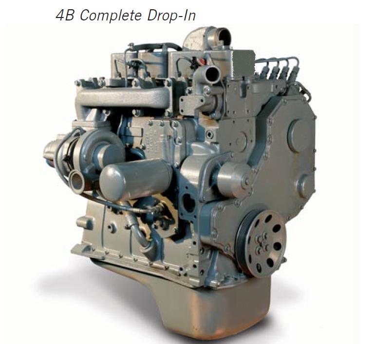 3 9l 4b Cummins Drop In Engine Cpl 591 Nationwide Parts