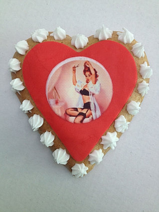 Pinup Biscuits for Dita Von Teese