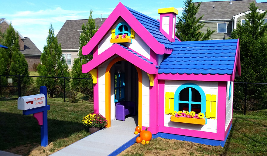 Imagine that playhouses for School playhouse