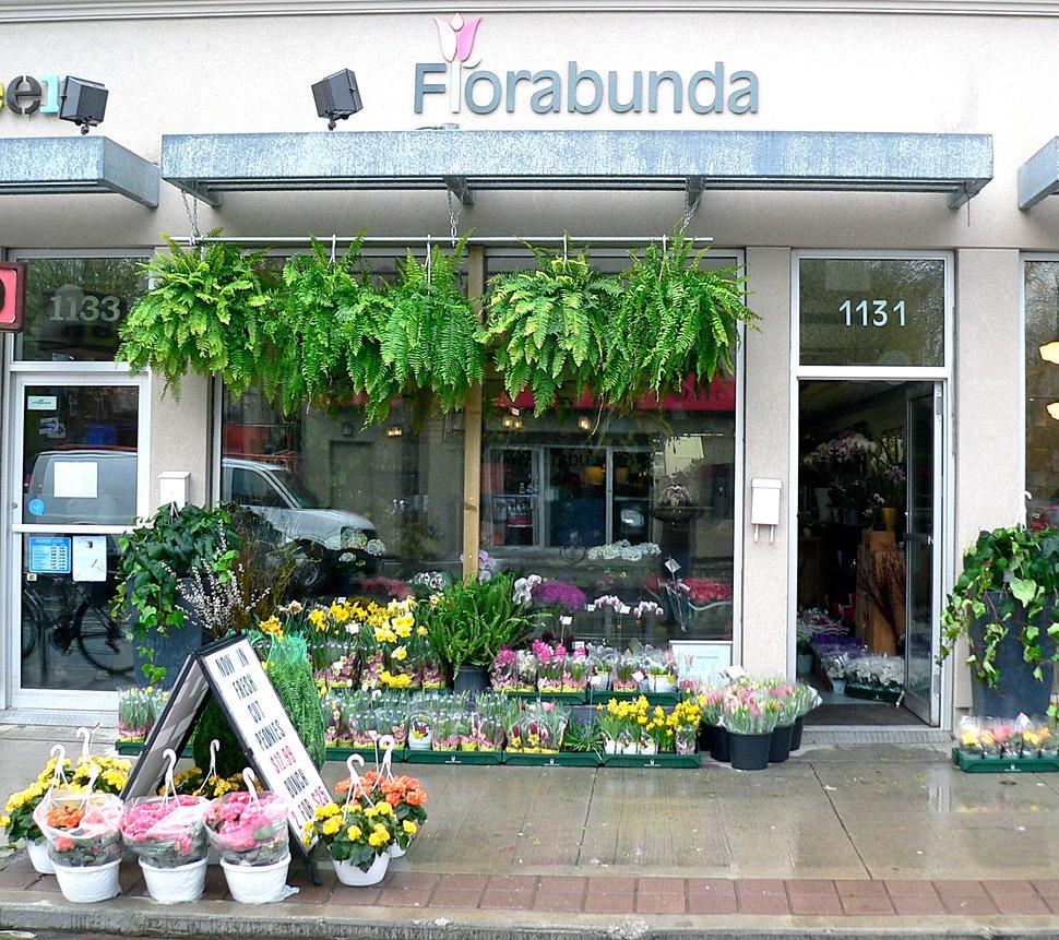 Leslieville's Flower Market 416-463-5672