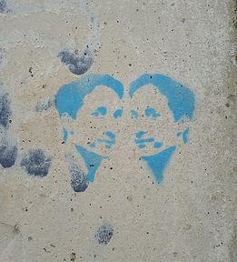 Profils bleus
