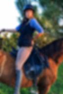 clase equitación