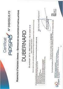 Certificat RIA 049 03 J5 F5 Validation.j