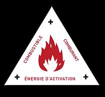 triangle du feu formation