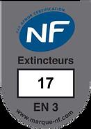 norme francaise extincteurs
