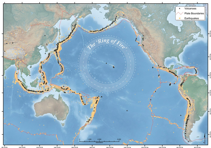 The Pacific Ring Of Fire Apocalypse