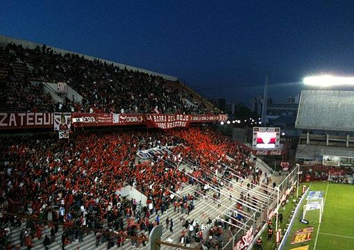 Fantastic Independiente fans