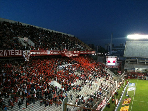 Fantastic Independiente fans