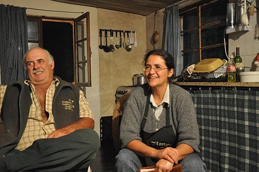 Pedro and Nahir