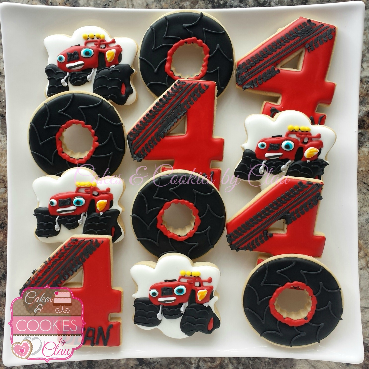Cakes Amp Cookies By Clau Custom Hand Decorated Cookies