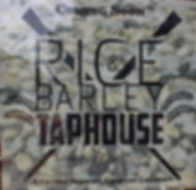 Rice and Barley Taphouse