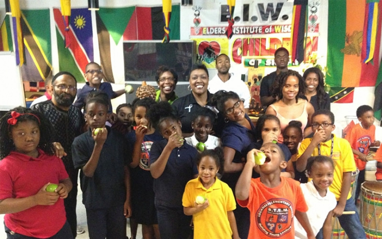 Shape Community Center Freedom Tour