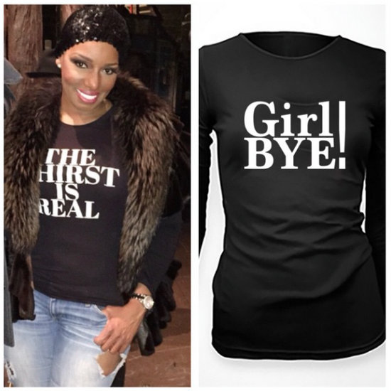 "Did NeNe Steal her Slogan ""Girl Bye?""   a belle in the atl"