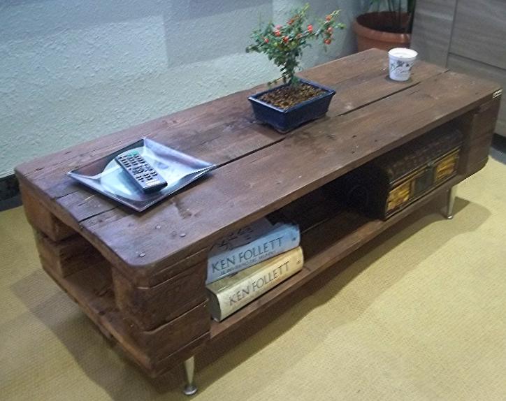 Bricomania mesa de palets bricomania mesa de palets mesas hechas con palets - Mesa de palets bricolaje ...