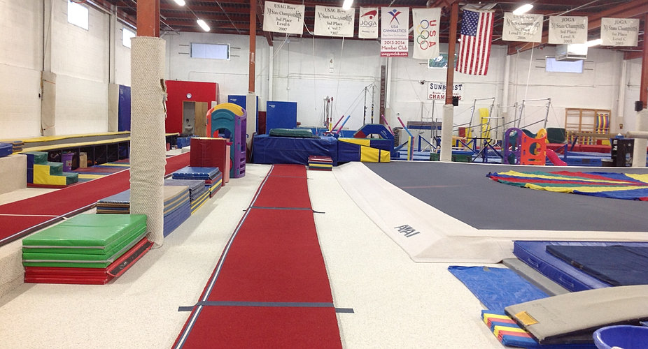 TOUR OUR GYM | Sunburst Gymnastics, Union, New Jersey