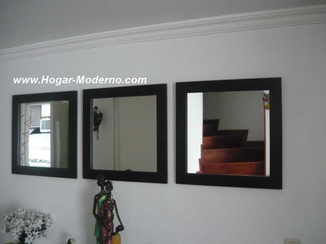 Hogar moderno fernando7r espejos decoracion bogota for Arreglos decorativos para hogar