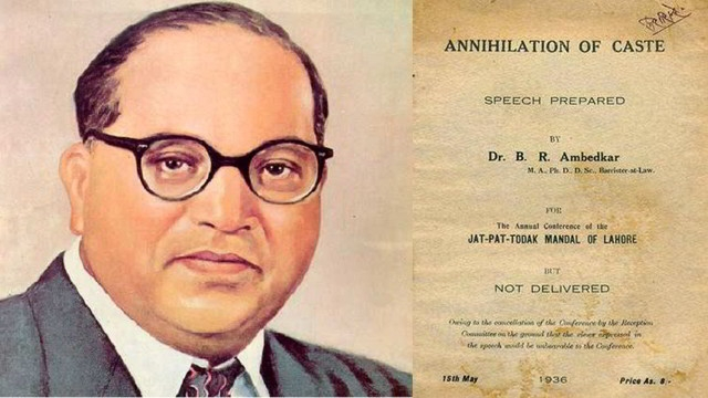 Examples Of Essays For High School The Ways And Means Of Caste Annihilation In Contemporary India The Model  Of Ambedkar Representation  Online Genetically Modified Food Essay Thesis also High School Admission Essay Sample The Ways And Means Of Caste Annihilation In Contemporary India The  Term Papers And Essays